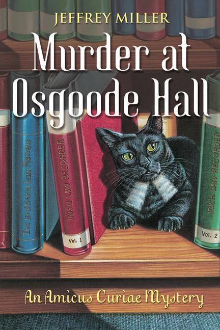 Murder at Osgoode Hall als Taschenbuch