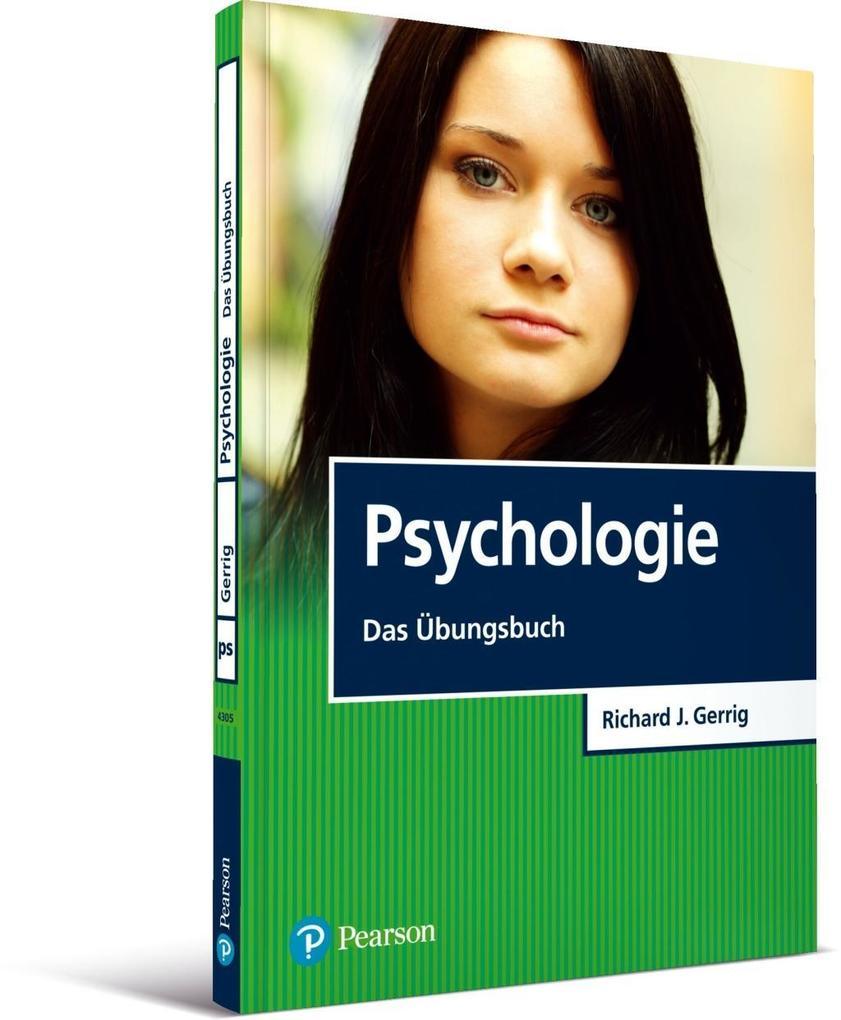 Psychologie Übungsbuch als Buch von Richard J. ...