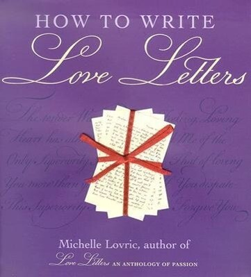 How to Write Love Letters als Buch