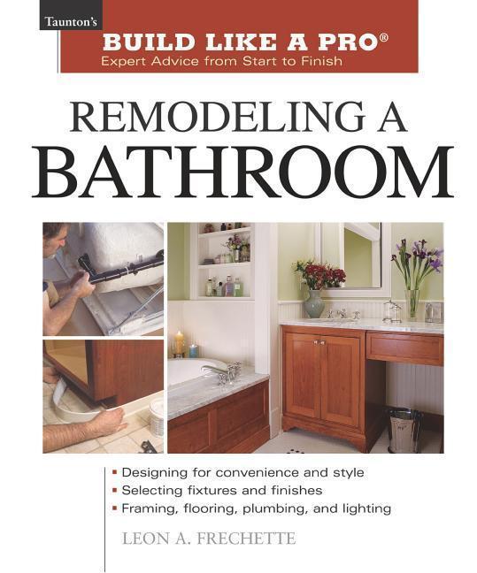Remodeling a Bathroom als Taschenbuch