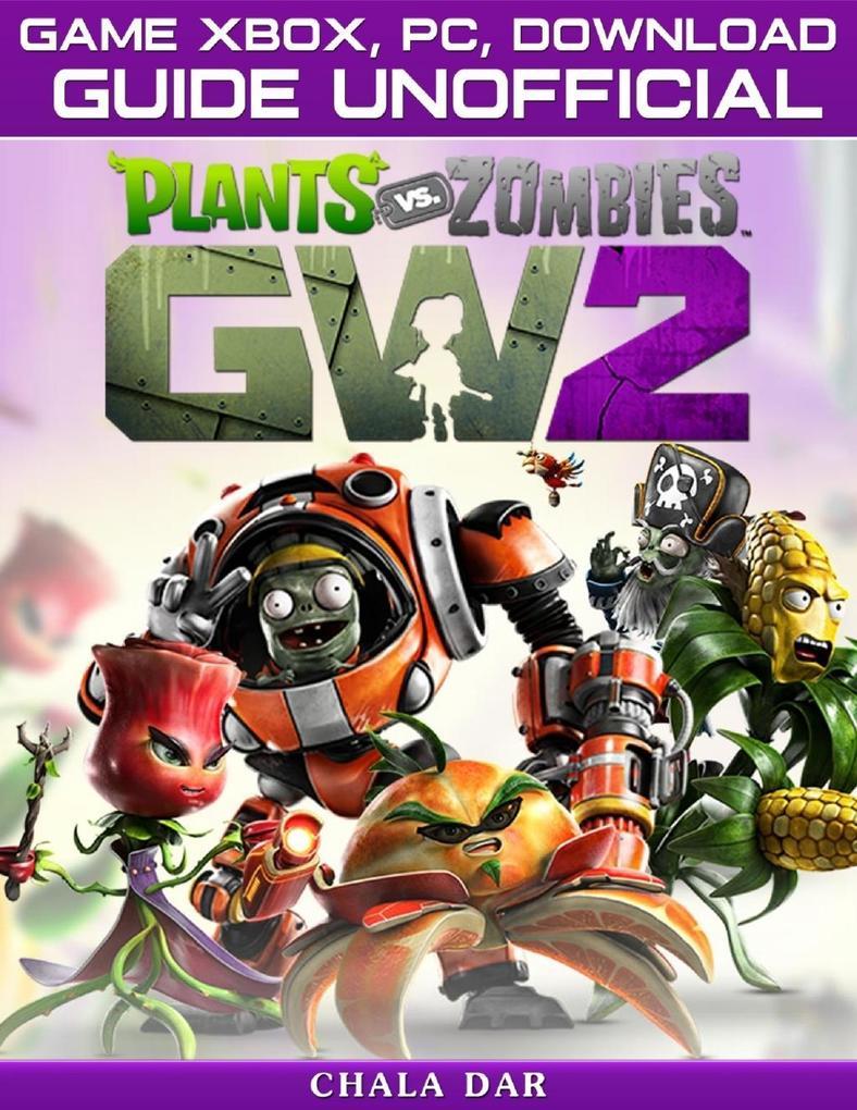 Plants Vs Zombies Garden Warfare 2 Game Xbox, P...