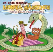 Die kleine Schnecke Monika Häuschen - 18: Warum häuten sich Schlangen?