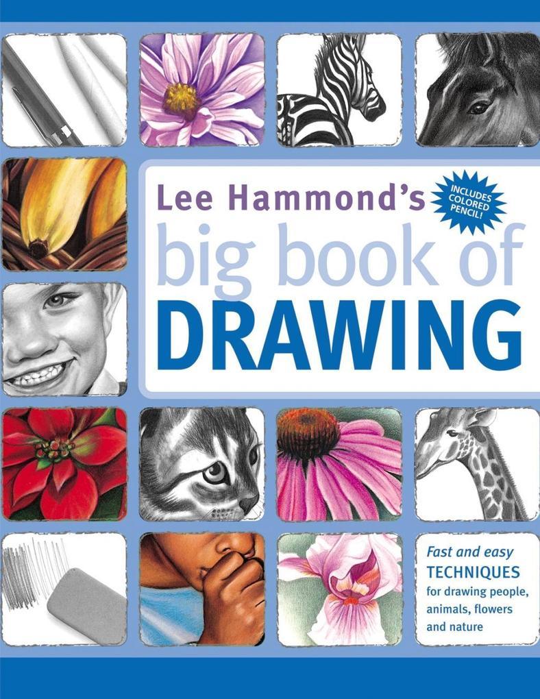 Lee Hammond's Big Book of Drawing als Taschenbuch