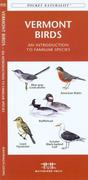 Delaware Birds: A Folding Pocket Guide to Familiar Species