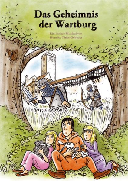 Das Geheimnis der Wartburg als Buch von Henrike...