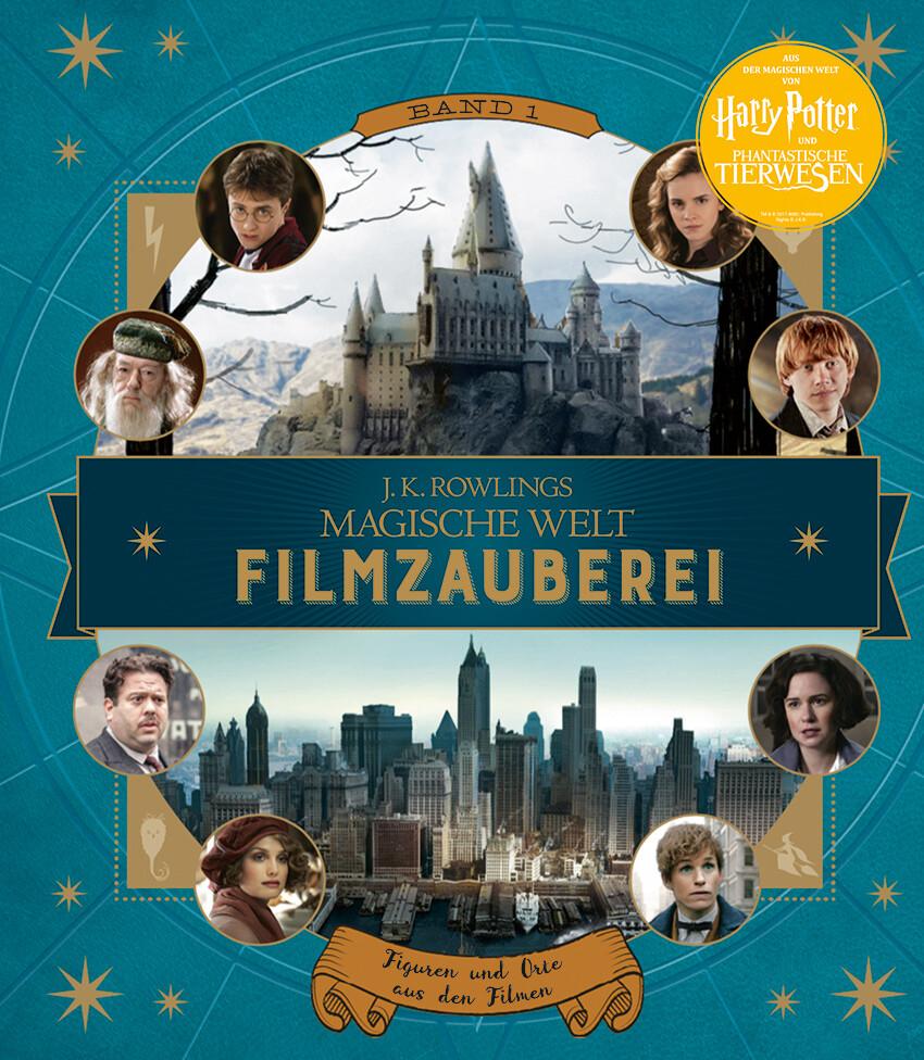 J. K. Rowlings magische Welt: Filmzauberei, Ban...