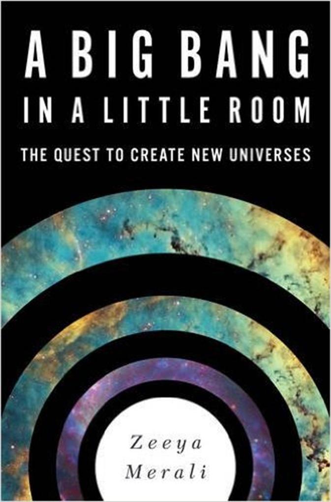 A Big Bang in a Little Room als Buch (gebunden)