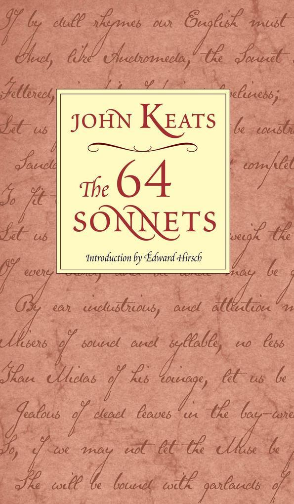 64 Sonnets als Taschenbuch