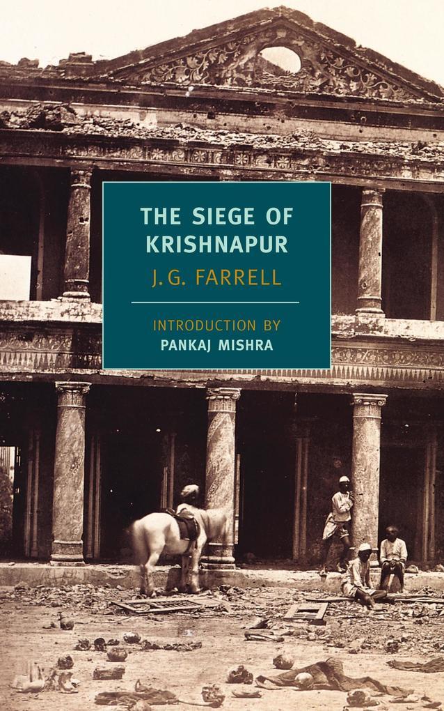 The Siege of Krishnapur als Taschenbuch