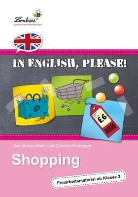 In English, please! Shopping (CD-ROM)