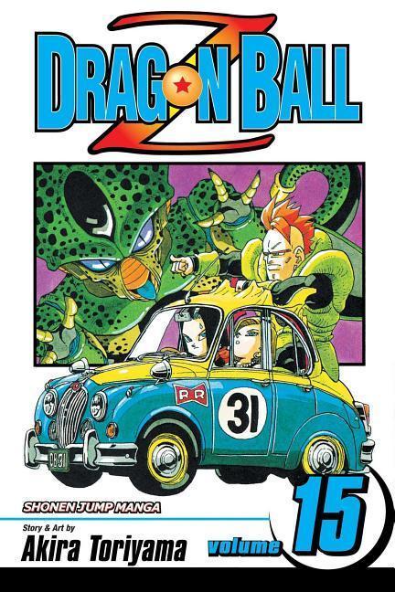 Dragon Ball Z, Vol. 15 als Taschenbuch