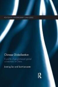 Chinese Globalization als Taschenbuch