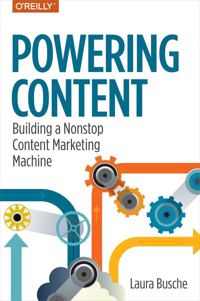 Powering Content als Buch von Laura Busche