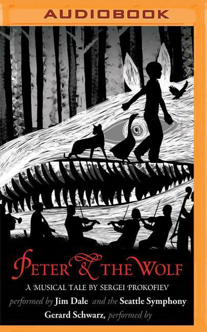 Peter and the Wolf als Hörbuch CD