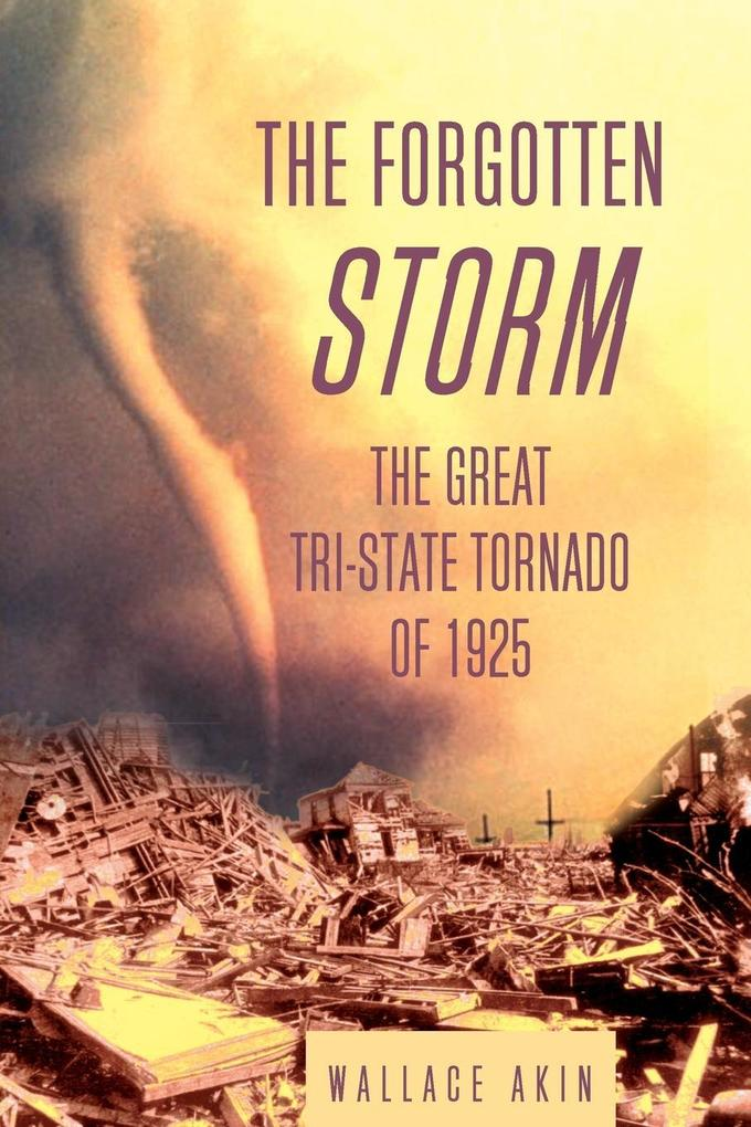 The Forgotten Storm als Taschenbuch