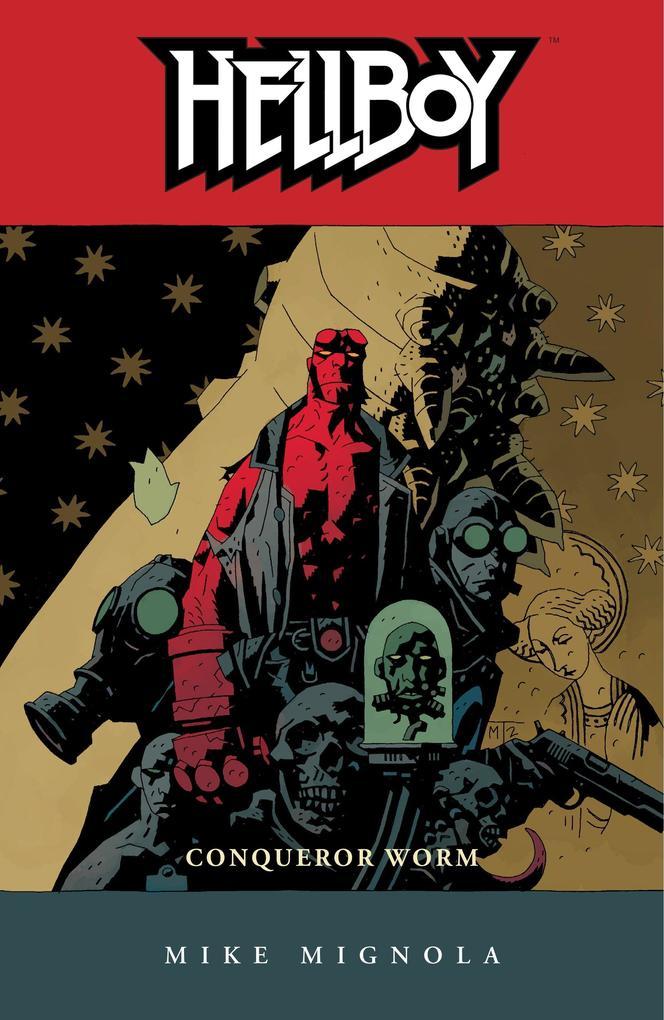 Hellboy Volume 5 Conqueror Worm 2Nd Ed als Taschenbuch