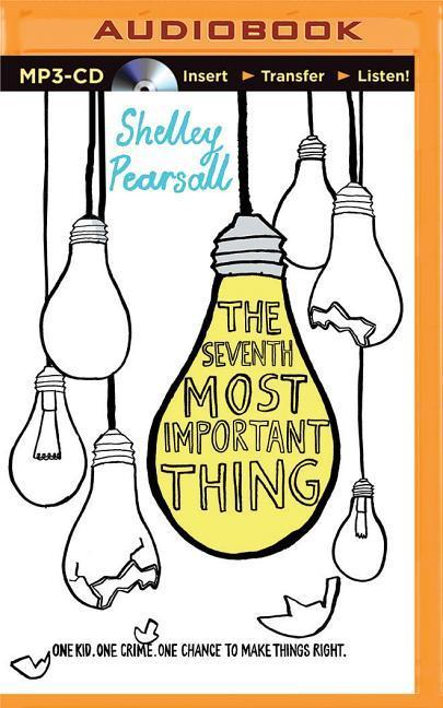 The Seventh Most Important Thing als Hörbuch CD