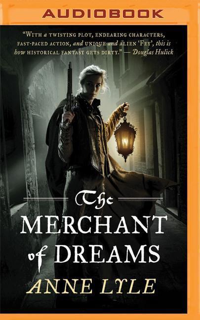 The Merchant of Dreams als Hörbuch CD