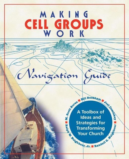 Making Cell Groups Work Navigation Guide als Ta...