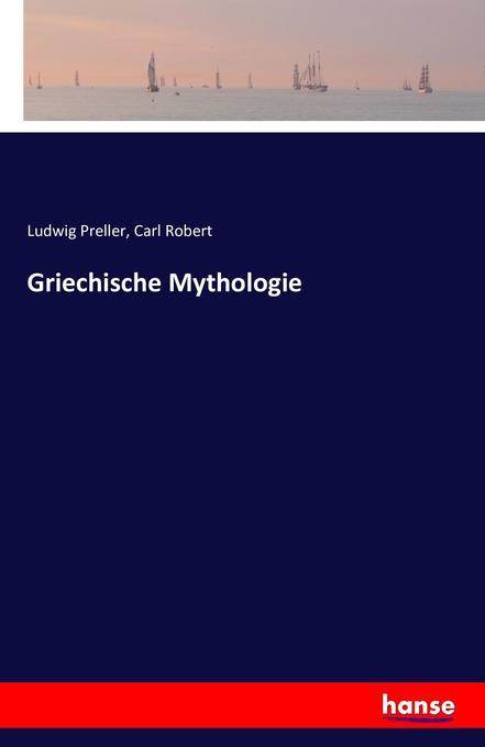 Griechische Mythologie als Buch (gebunden)