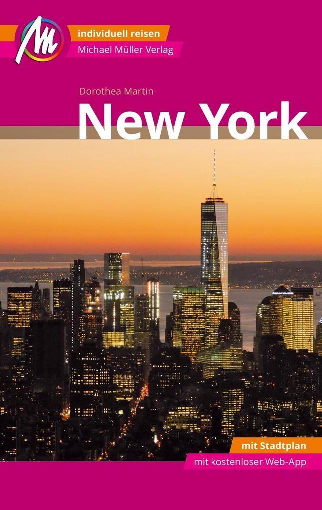 new york reisef hrer michael m ller verlag m ngelexemplar dorothea martin. Black Bedroom Furniture Sets. Home Design Ideas