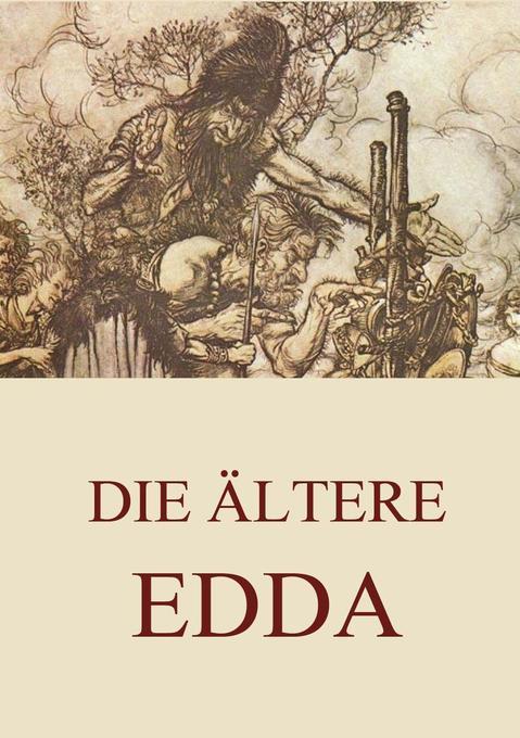 Die ältere Edda als Buch