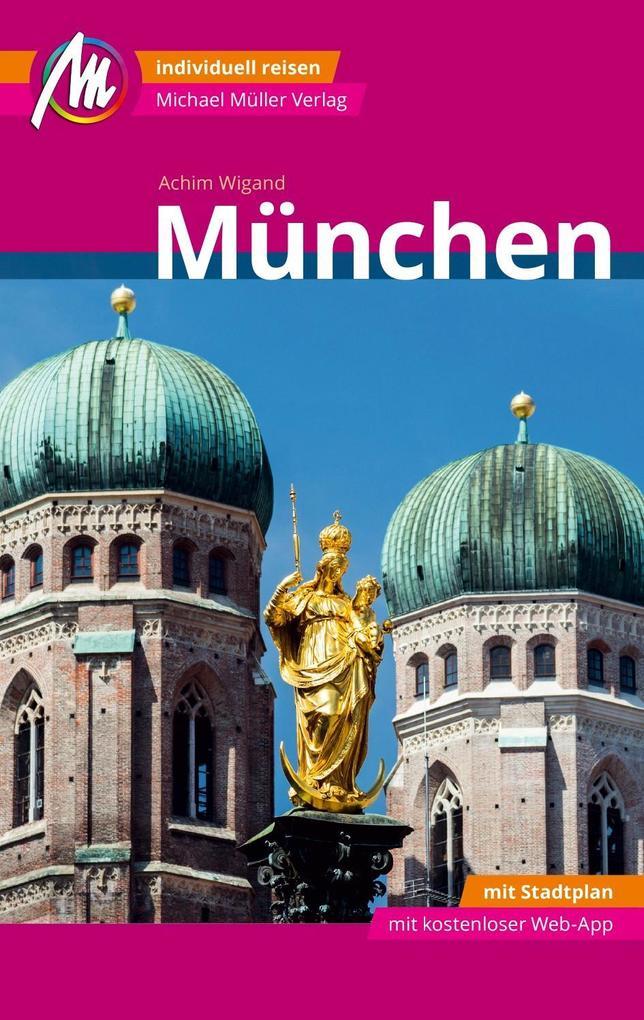 MM-City München Reiseführer, m. 1 Karte als Mängelexemplar