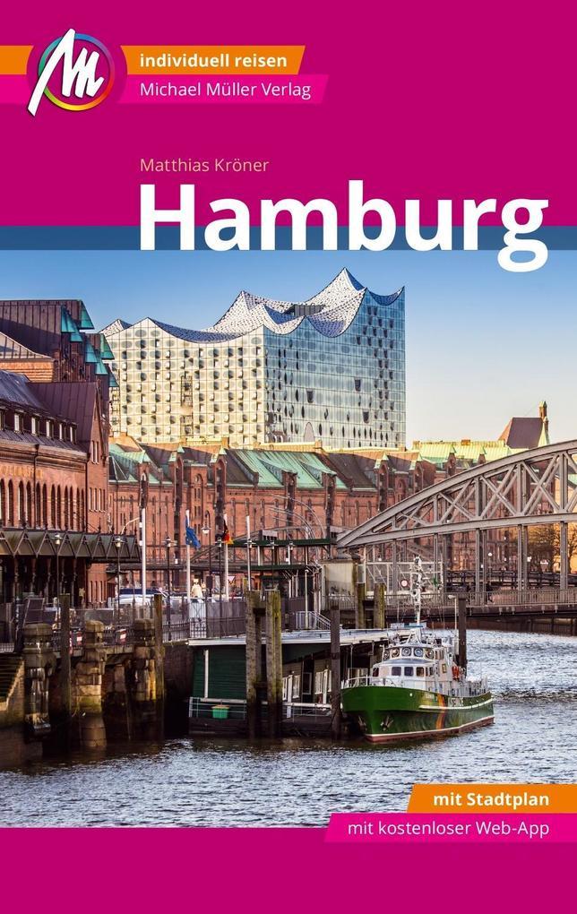 Hamburg Reiseführer Michael Müller Verlag als B...