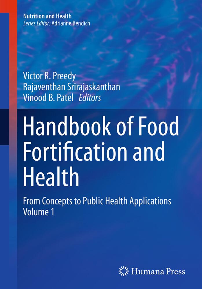 Handbook of Food Fortification and Health als Buch (gebunden)