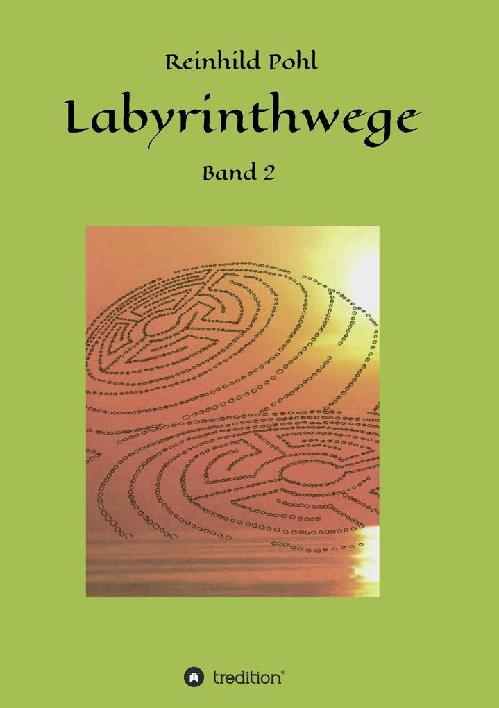 Labyrinthwege als Buch (gebunden)