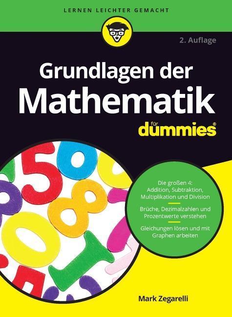 Grundlagen der Mathematik für Dummies als Buch