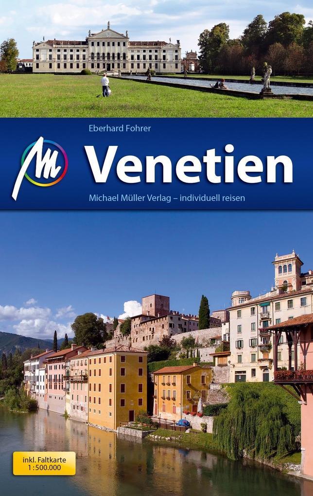 Venetien als Buch