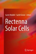 RECTENNA SOLAR CELLS SOFTCOVER