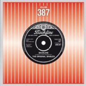 Backline Vol.387 als CD