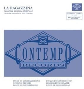 La Ragazzina als Vinyl