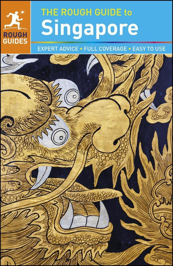 Rough Guide to Singapore als eBook Download von...