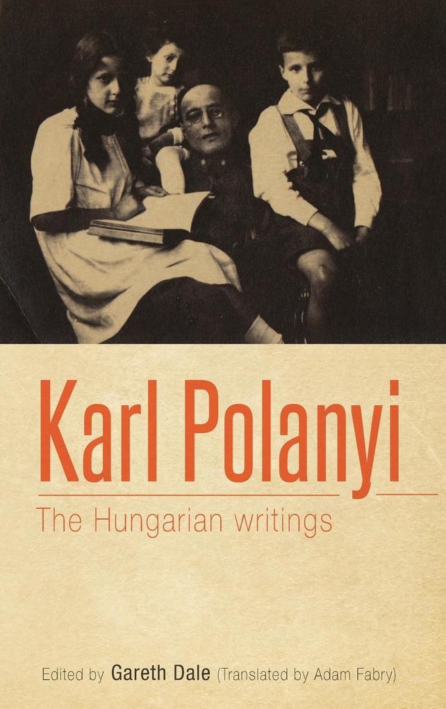 Karl Polanyi als Buch (gebunden)