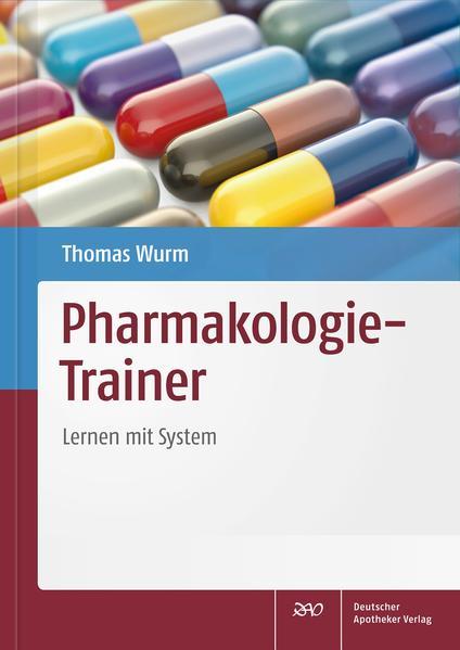 Pharmakologie-Trainer als Buch (kartoniert)