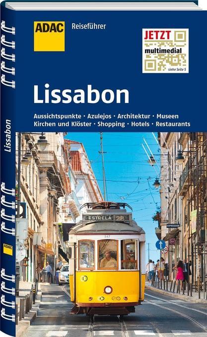 ADAC Reiseführer Lissabon als Buch von Renate N...