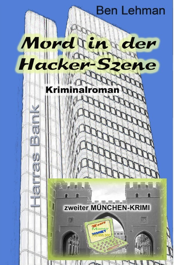 Mord in der Hacker-Szene als Buch