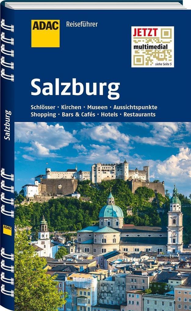ADAC Reiseführer Salzburg als Buch von Renate M...