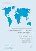Changing Governance in Universities