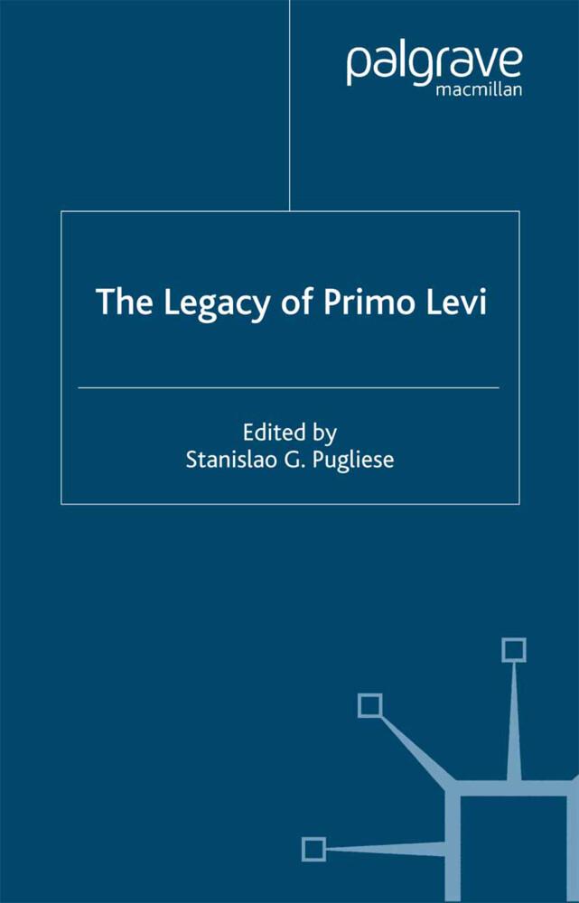 The Legacy of Primo Levi als Buch (gebunden)
