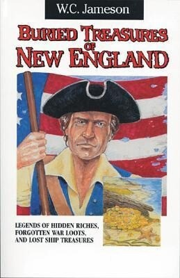 Buried Treasures of New England als Taschenbuch