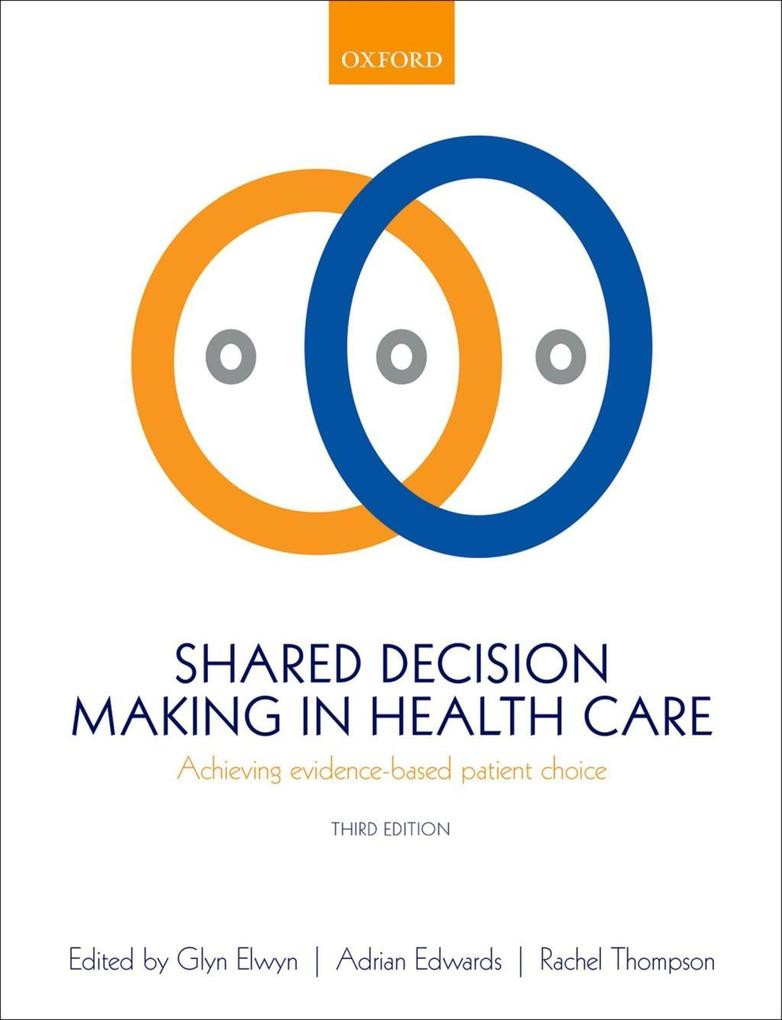 Shared Decision Making in Health Care als eBook...