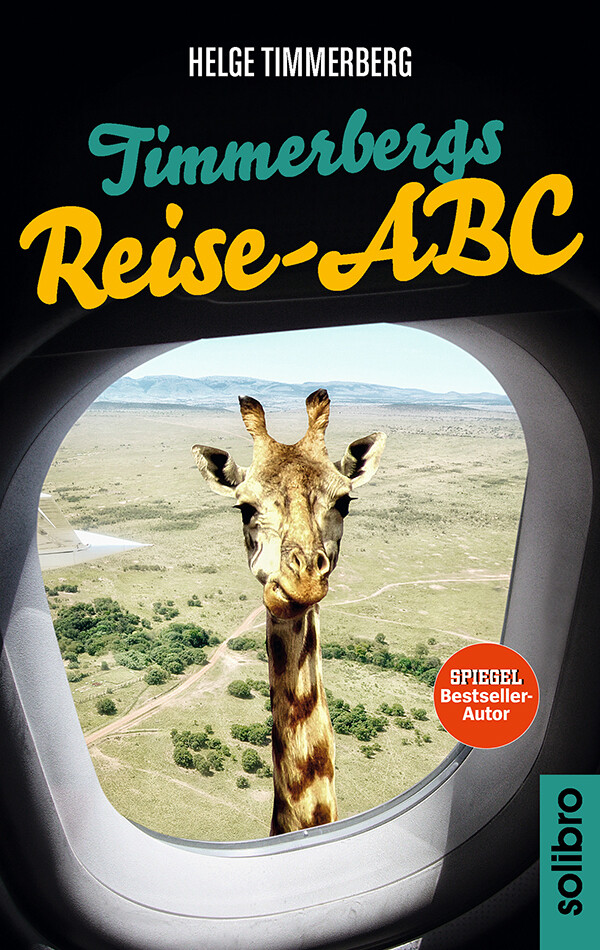Timmerbergs Reise-ABC als Buch