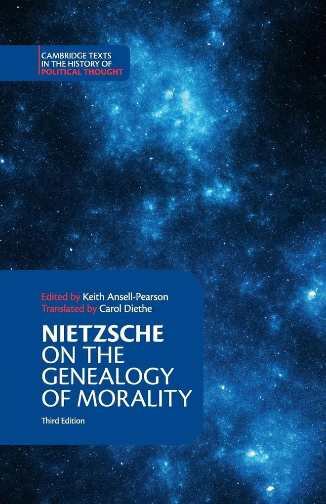 Nietzsche: 'On the Genealogy of Morality' and Other Writings als Buch (gebunden)