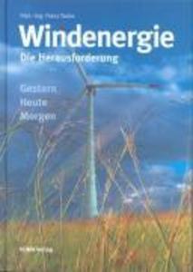 Windenergie - Die Herausforderung als Buch