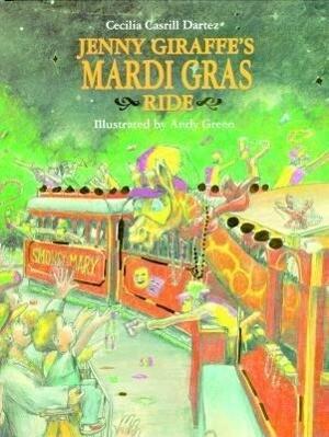 Jenny Giraffe's Mardi Gras Ride als Buch