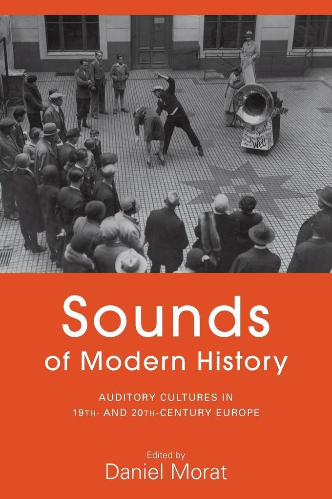 Sounds of Modern History als Taschenbuch von